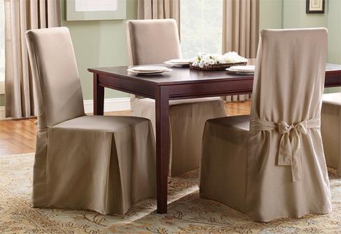 fundas de sillas y comedor nuevo!!! | interiores por paulina