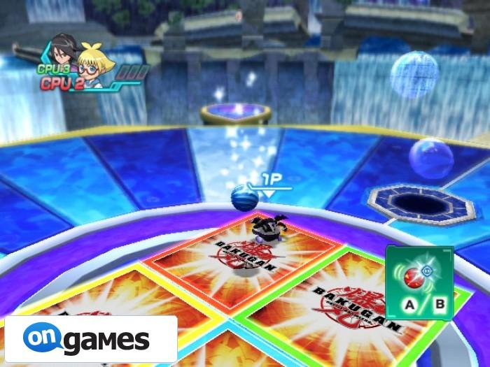 Cheat game bakugan Bakugan Battle Brawlers ps2