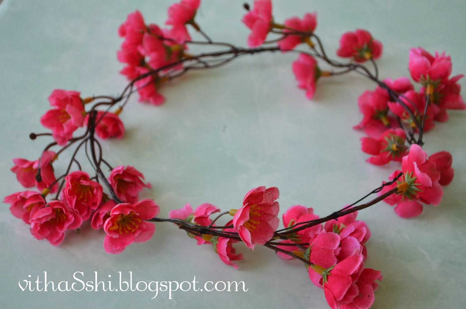 Cara buat mahkota bunga yang simple bradva docefo cara membuat mahkota bunga flower crown princess izmirmasajfo