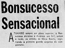 Placar Histórico: 26/09/1965.