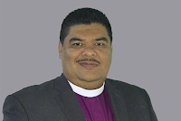 The Right Reverend Silvestre Romero, Bishop of Guatemala