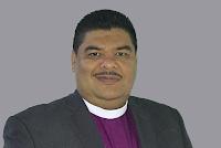 The Right Reverend Silvestre Romero, Bishop of Guatemala