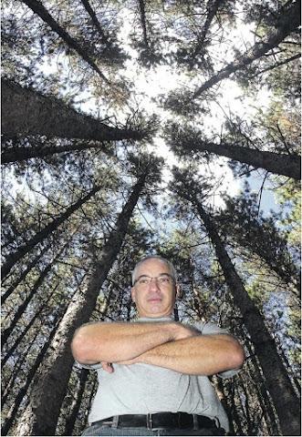 « Ne touchez pas à mes arbres ! » parmi mes plus belles images de 2010, selon Jean-Marie Villeneuve