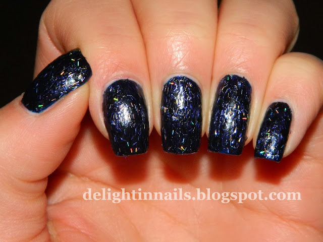 Nails Inc Fibre Optic