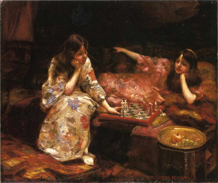 henry siddons mowbray chess