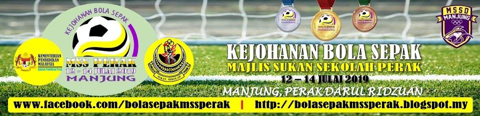 Kejohanan Bola Sepak MSS Perak 2019