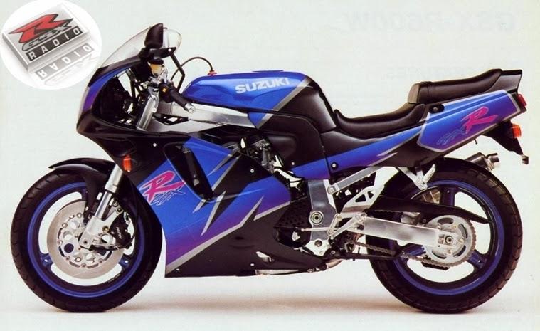 Essai Suzuki Gsx R 600 Srad 1997 Sporton 2013 Suzuki Gsxr 750