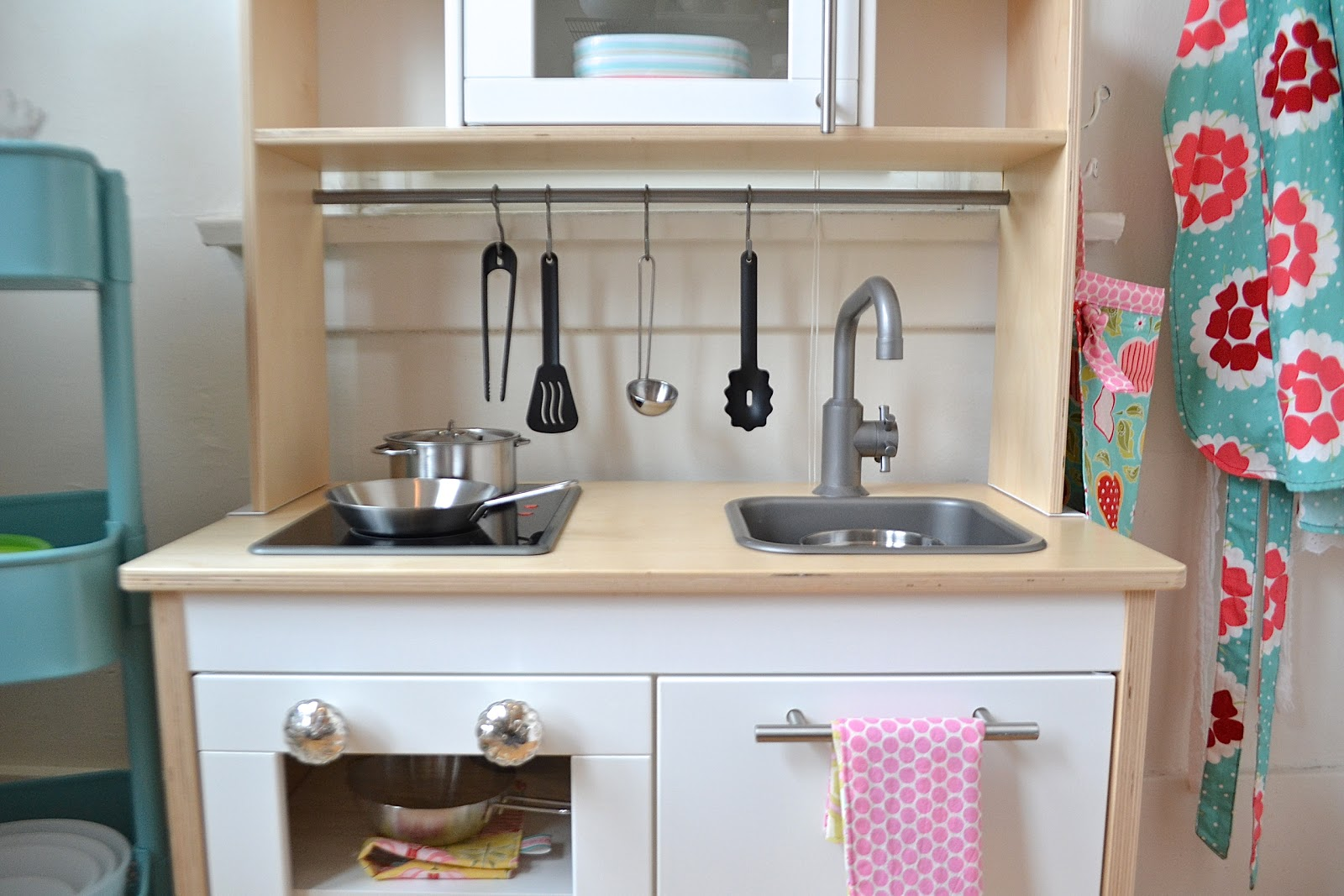 Paperwhites Reveal Maris Play Kitchen