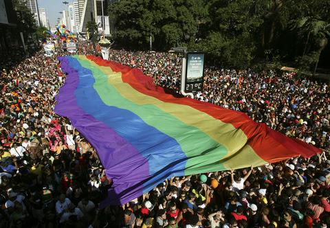 Fotos: Desfile del Orgullo Gay 2016 Madrid EL PAS