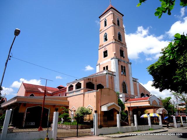 Sto. Niño Church Tacloban in Leyte Tour