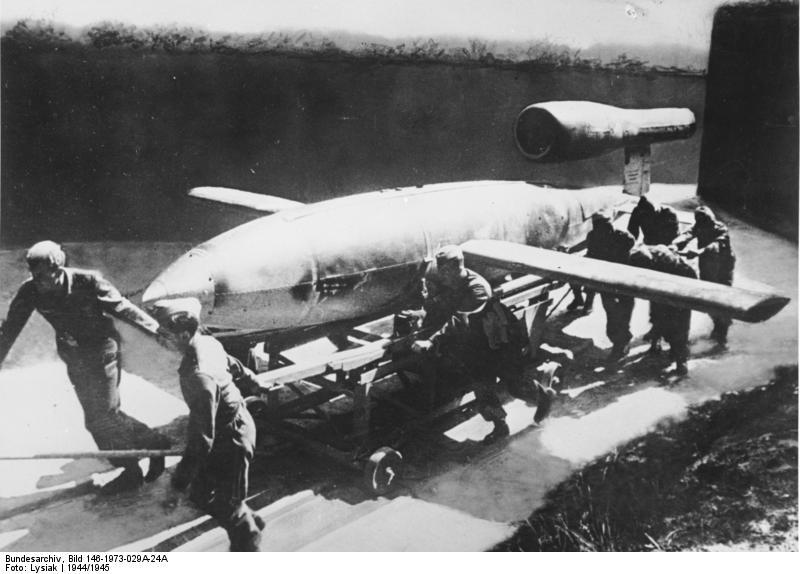 Bombele V1 WW2