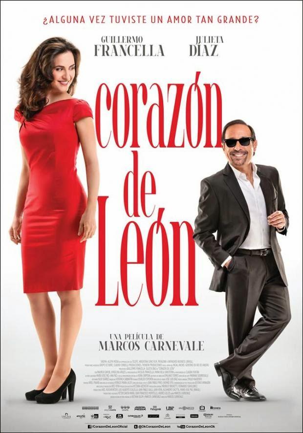 Corazón de león (2013) Película Completa