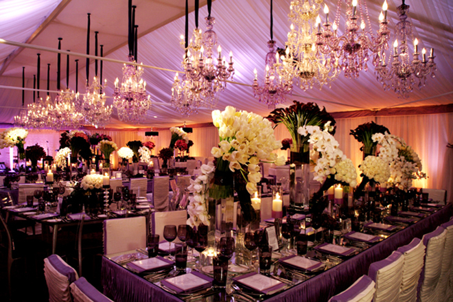 The Wedding Reception Decorations | Wedding-