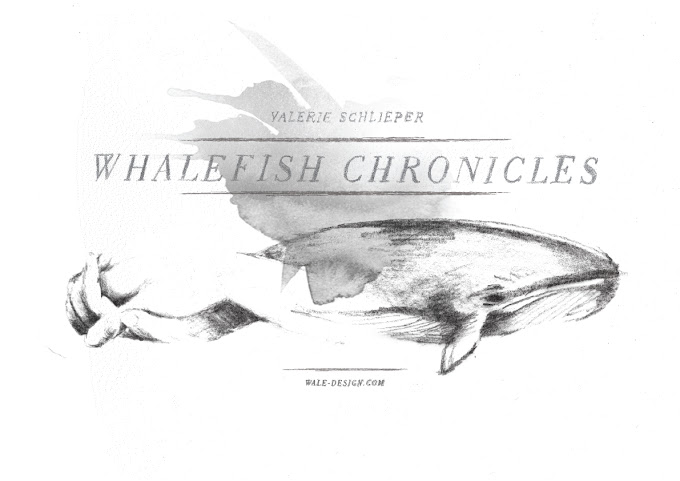Valerie Schlieper whalefish chronicles