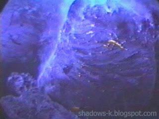 Penemuan Cahaya Menyala Di Dasar