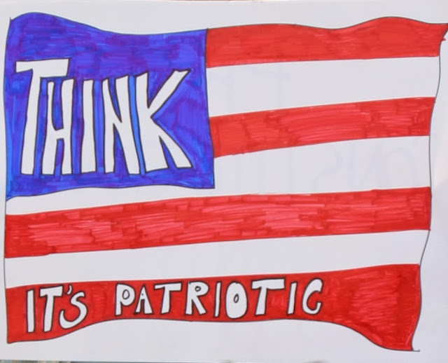 The President - Think: It's Patriotic