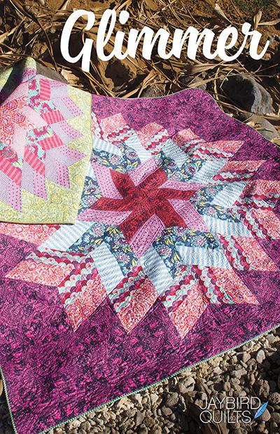 Glimmer Quilt Jaybird Quilts
