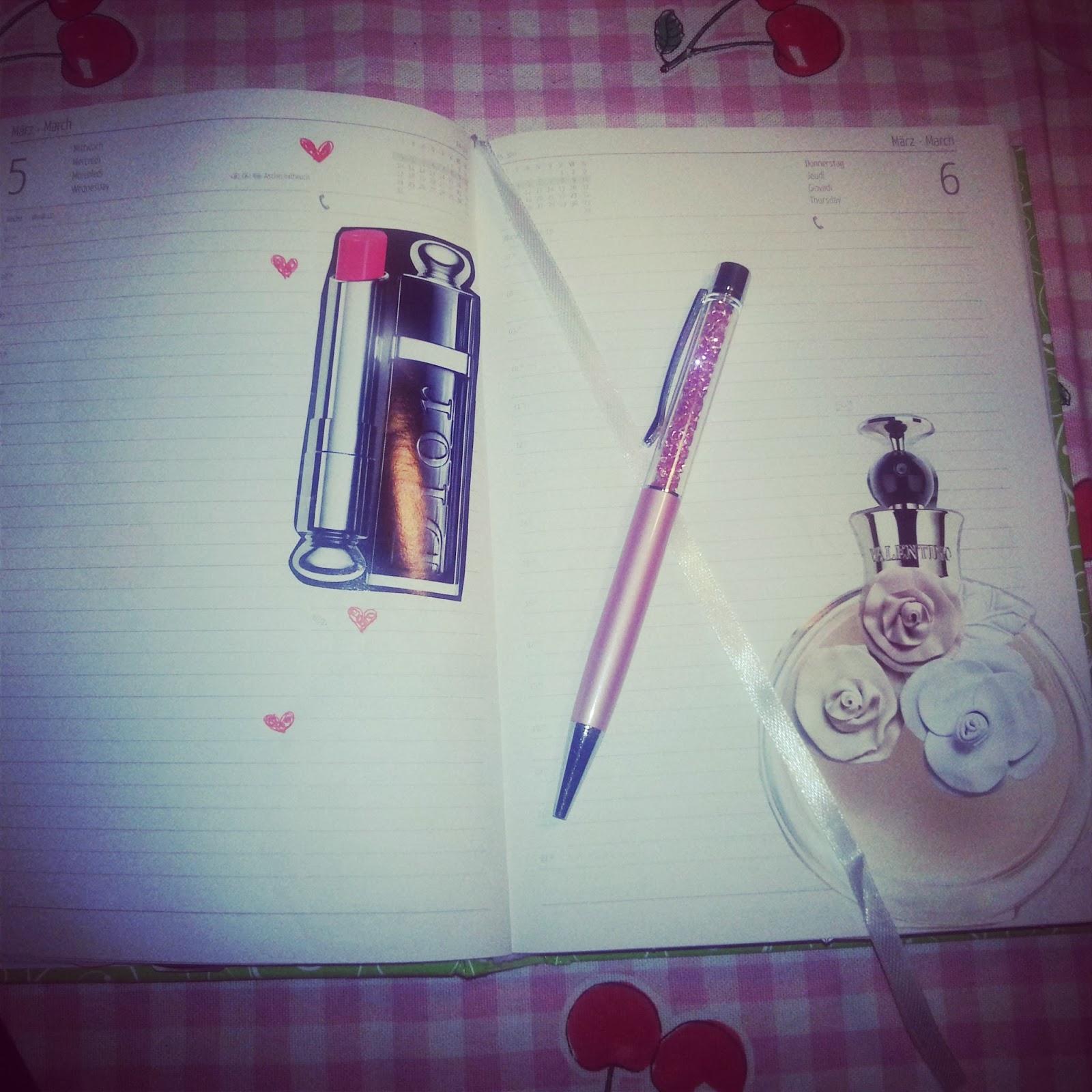 Pimp my Kalender - www.annitschkasblog.de