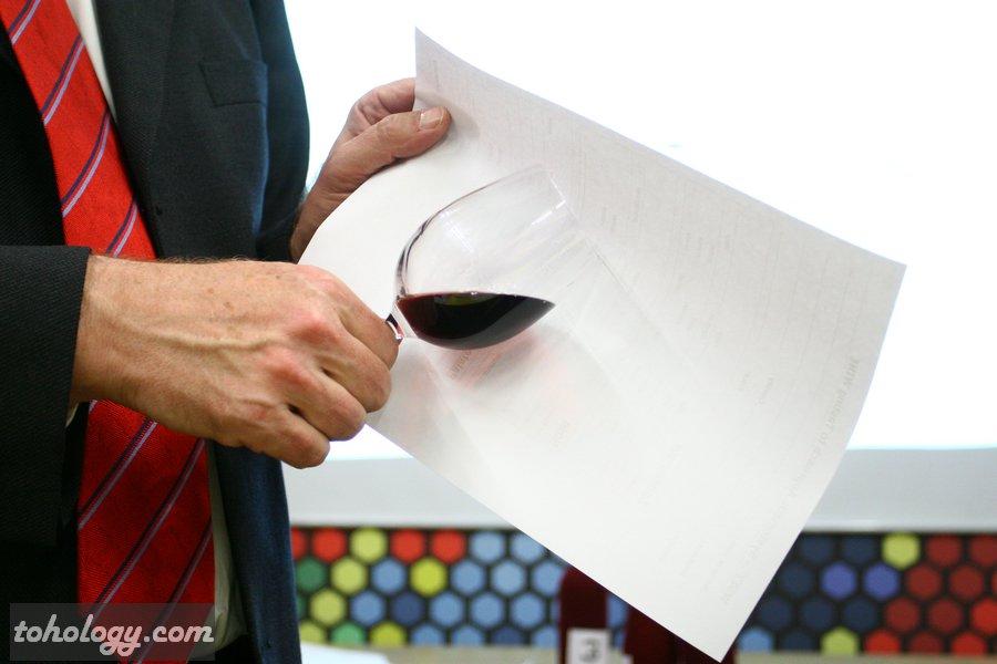 Michael W. Pleitgen Wine Tasting / Майкл Пляйтген Введение в дегустацию вин