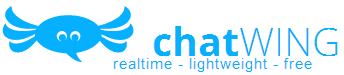 Chatwing, A Free Live Chat Widget for Bloggers and Websites