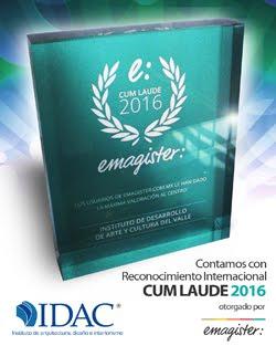 Emagister CUM LAUDE 2016