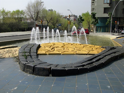 La Plaça de la Font Castellana. Autor: Javier Garcia Canals