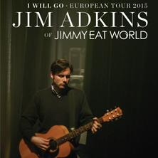 ג'ים אדקינס בישראל - אוגוסט 2015