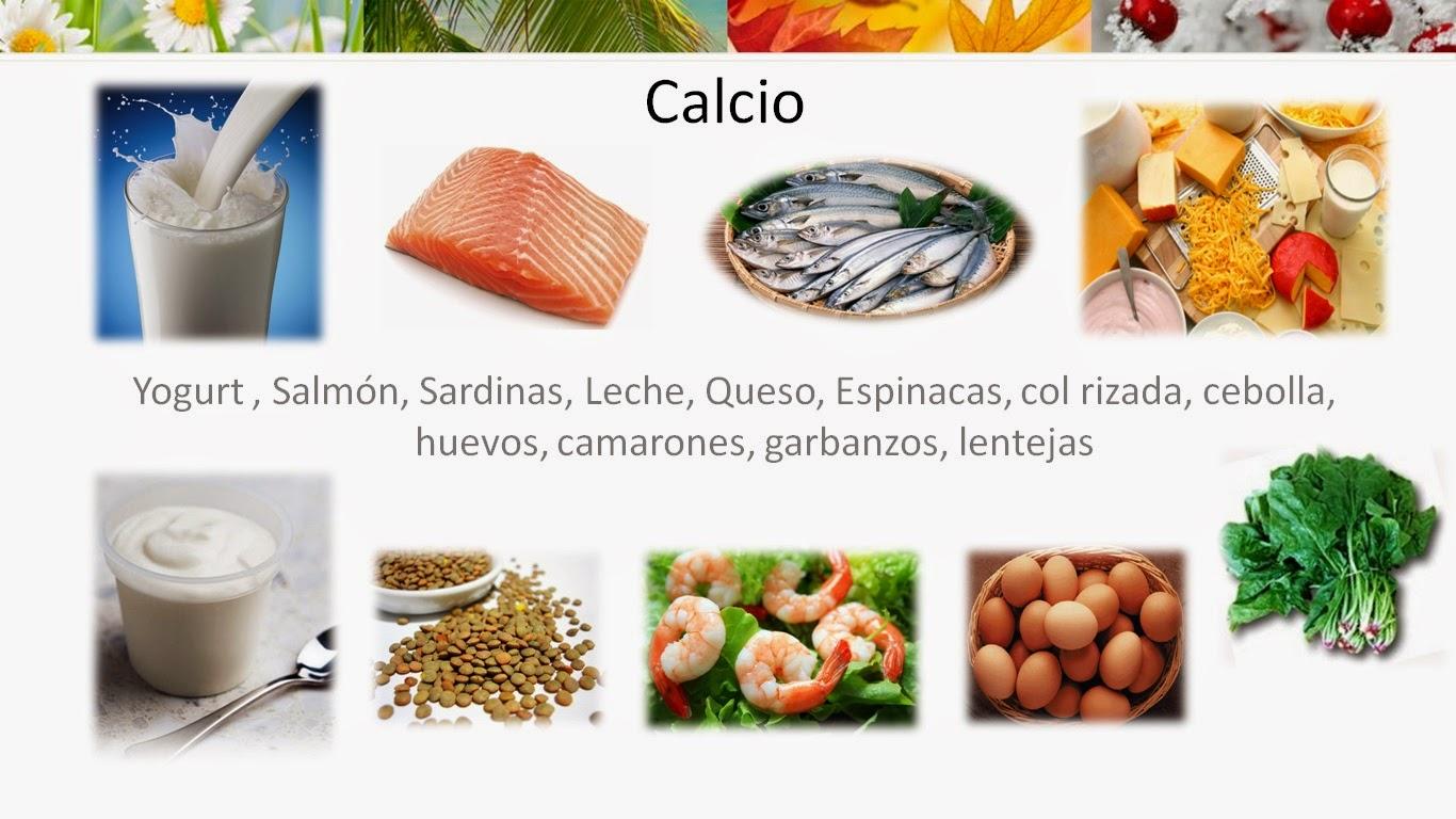 Vida beb mayo 2014 - Alimentos que tienen calcio ...