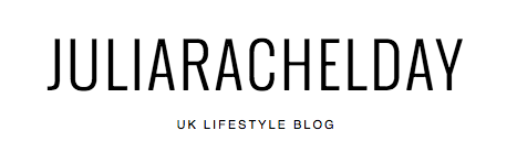 Julia Rachel Day Lifestyle Blogger