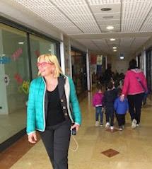 Alessandria: Rita Rossa sui nuovi autobus azzurri, di Amag Mobilità