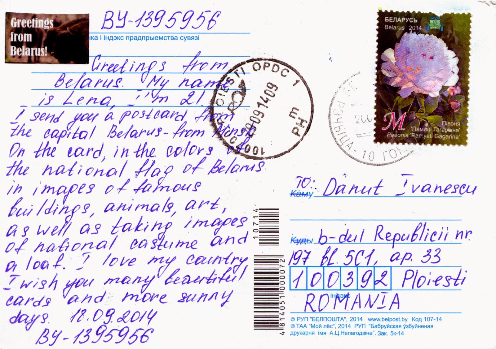 Russian Or Ruthenian And Belarusian 8