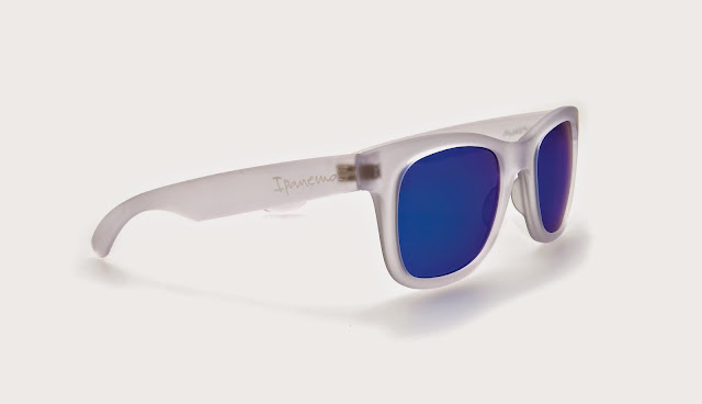 Transparent Ipanema Sunglasses