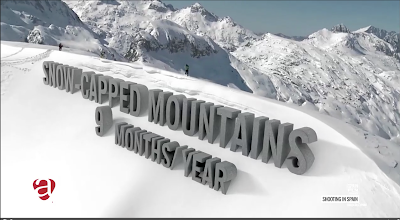 Spain has Snow Capped Mountains for nine months of the year - ski with Tipoa
