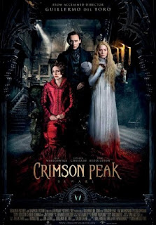 Sinopsis Film Movie Crimson Peak (Imax 2D) 2015