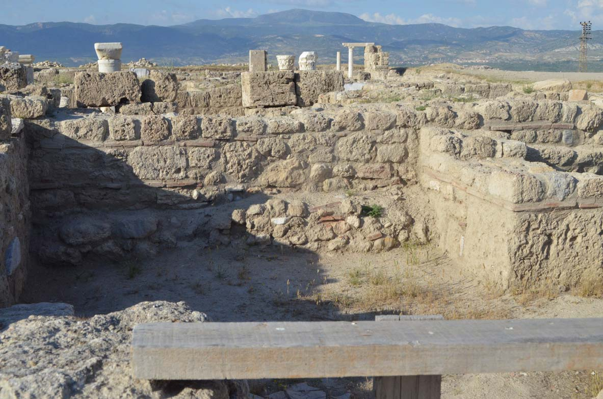 Old Testament Tour 2012: Day 10b - The Ruins of Laodicea