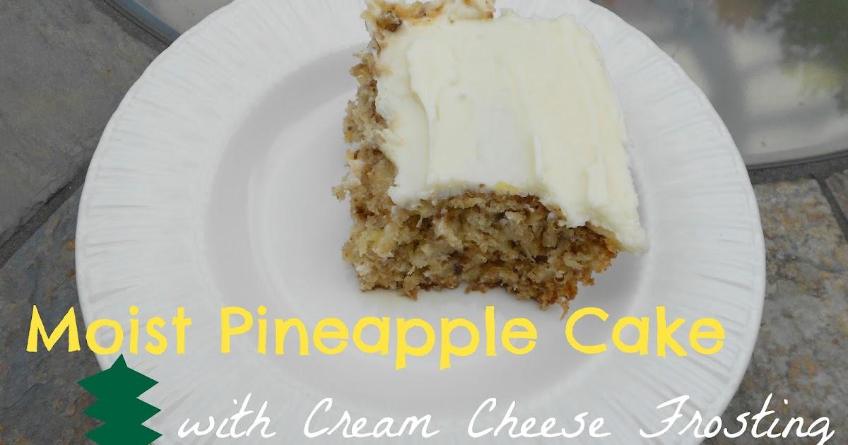 Pineapple Dump Cake With Soda