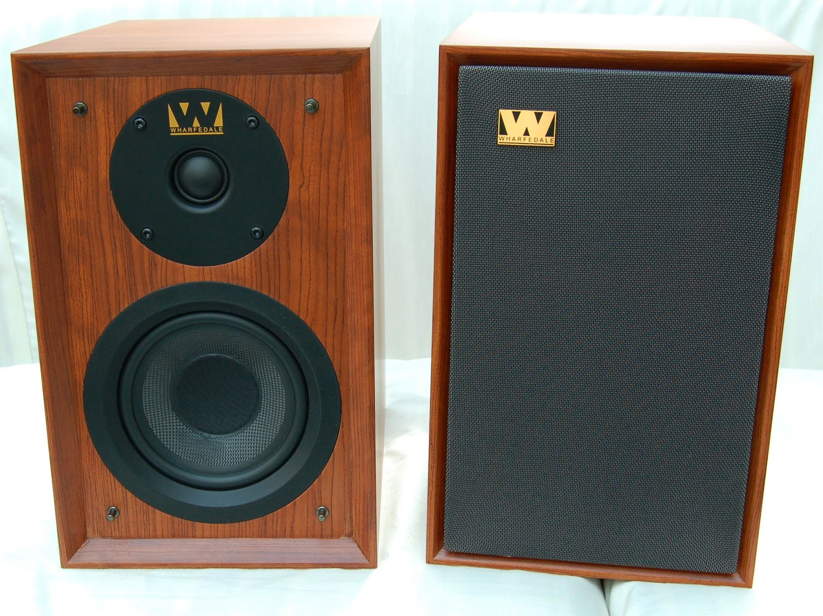 Wharfedale denton 80th aniversary Front+view