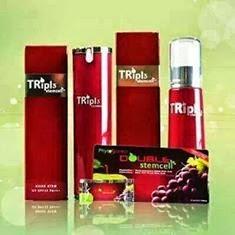 Promosi Panas DOUBLE TRIPLE STEMCELL