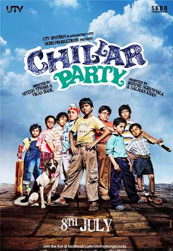 Chillar Party (2011) Movie Poster