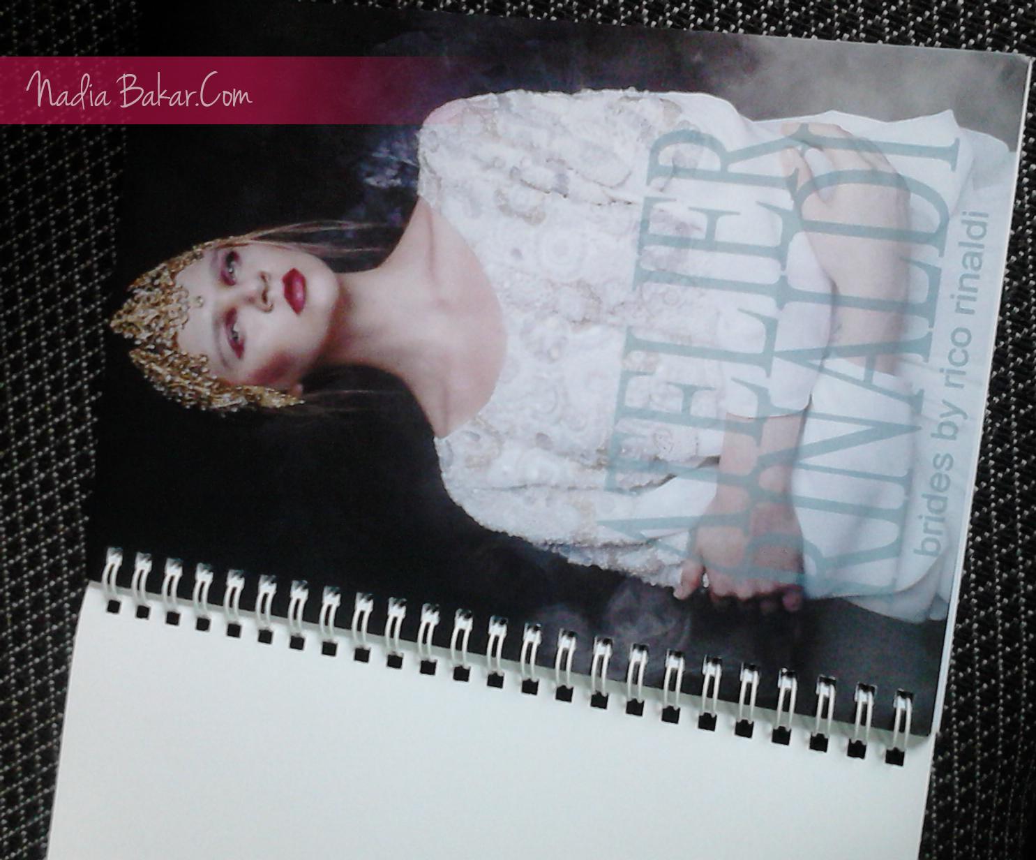 Atelier Rinaldi Note Book