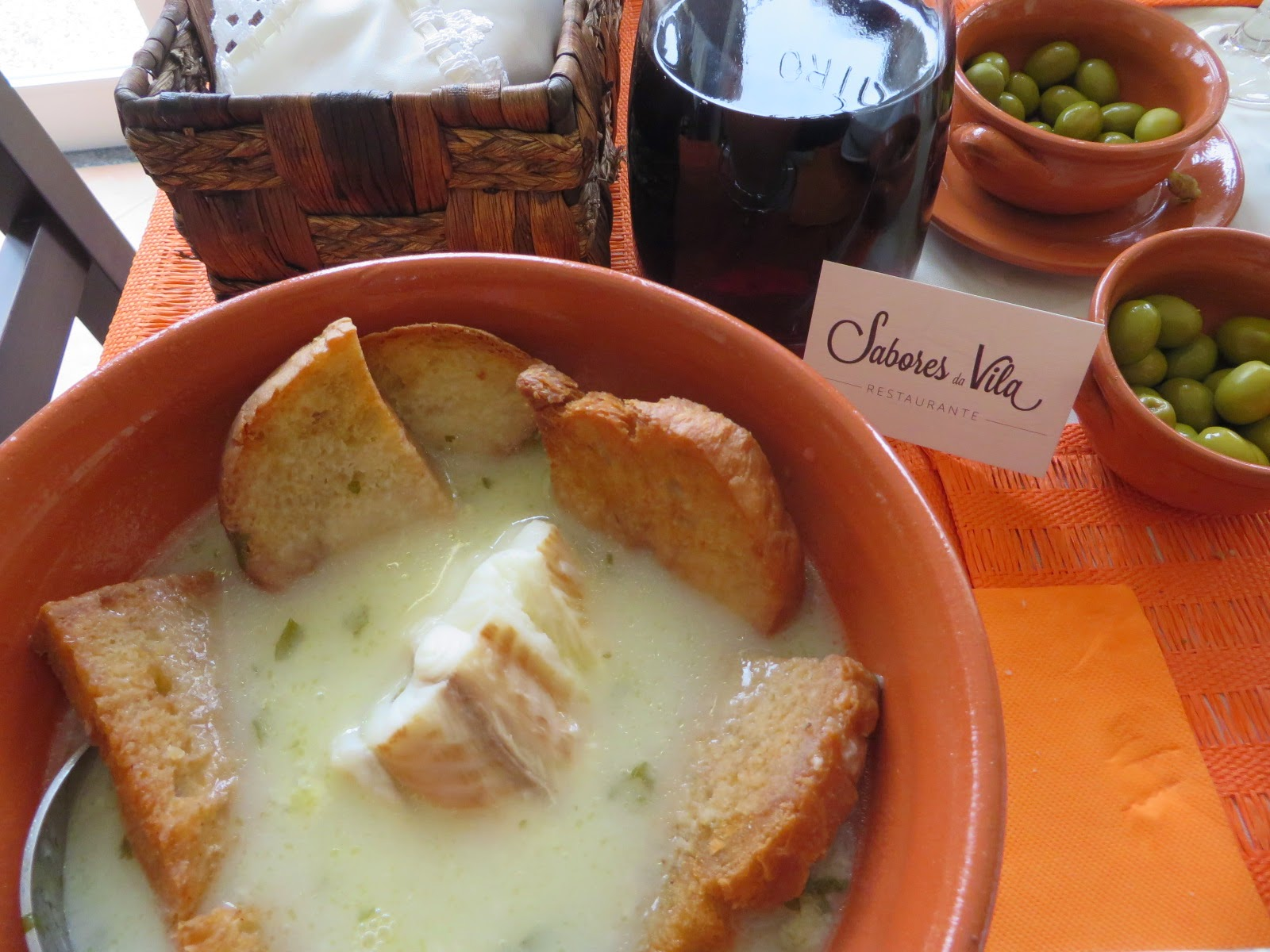 Restaurante Sabores da Vila
