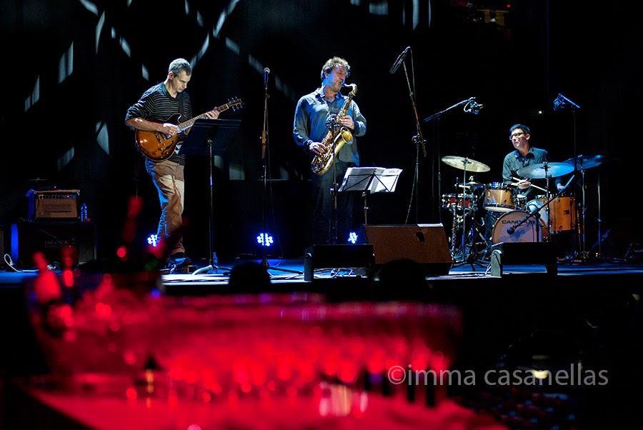 Ben Monder, Gorka Benítez i David Xirgu, Auditori de Barcelona, Sala Tete Montoliu, 20-12-2014