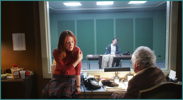 Shelter Julianne Moore