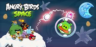 تحميل لعبه انجري بيردس سبيس Download Angry Birds Space للجالكسي اس 3 والاندرويد