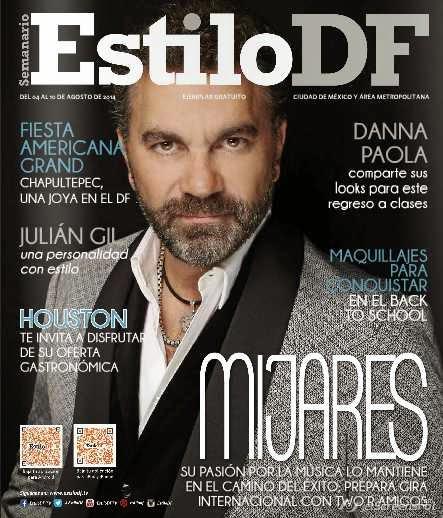 revista estilo DF 4-10 agosto 2014