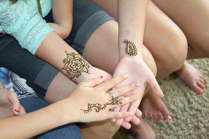 Mehndi Henna Kit Michaels : Show me cute: diy henna