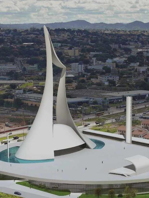 Projeto de nova catedral de Belo Horizonte