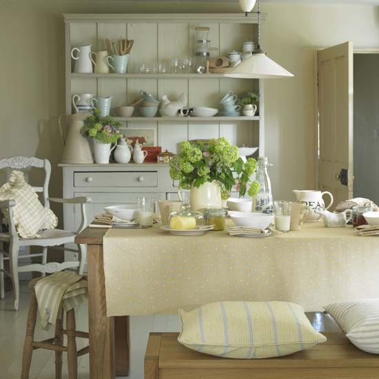 20 Ways To Create A French Country Kitchen: Homes And Dreams: Creating Modern Country Kitchens