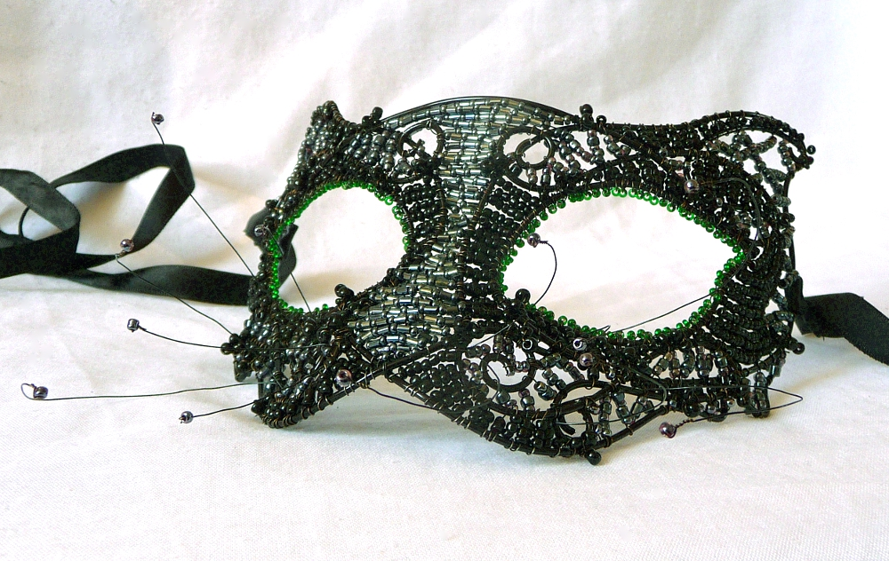 Cat Masquerade Mask Template Black cat masquerade mask-