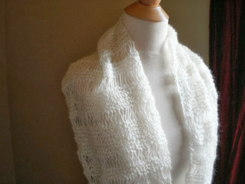 Free Knitting Pattern For Mobius Scarf : Craft Nook: Were You First Out of the Starting Gate?